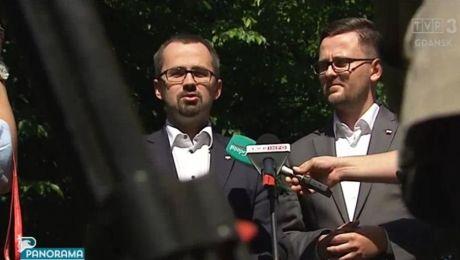 Apel gdyńskich polityków PiS o odszkodowania