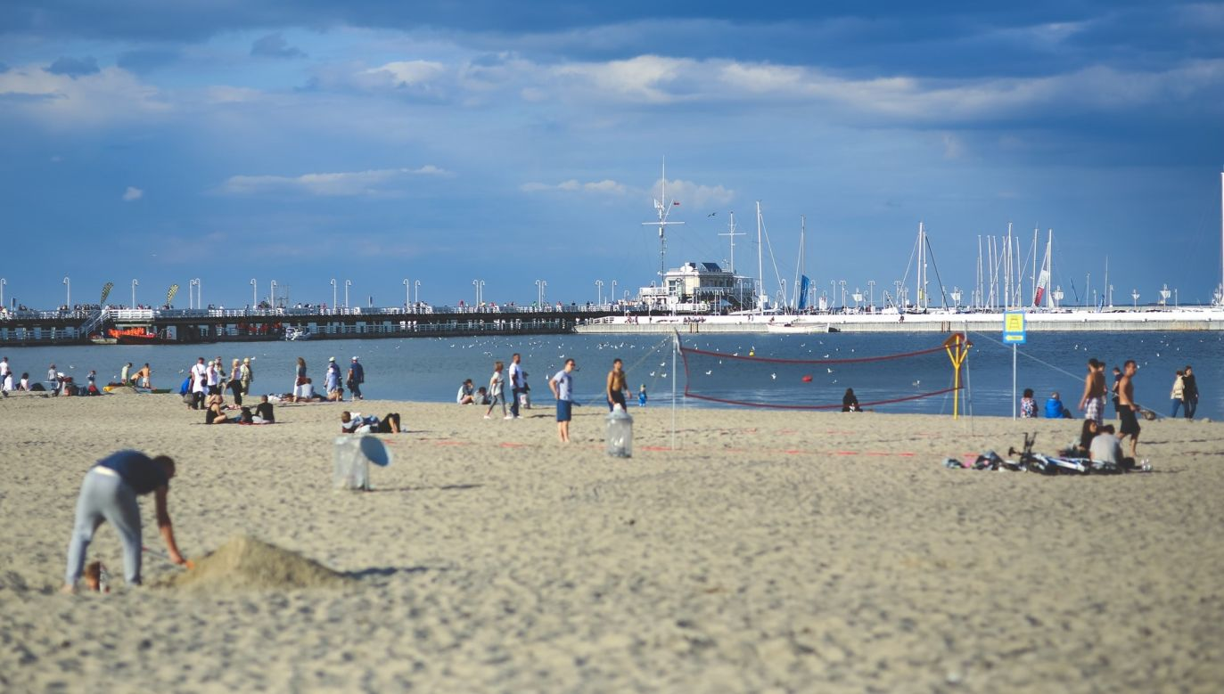 43 percent of respondents declared that they will spend their holidays by the seaside. Photo: Kaboompics.com/CC0