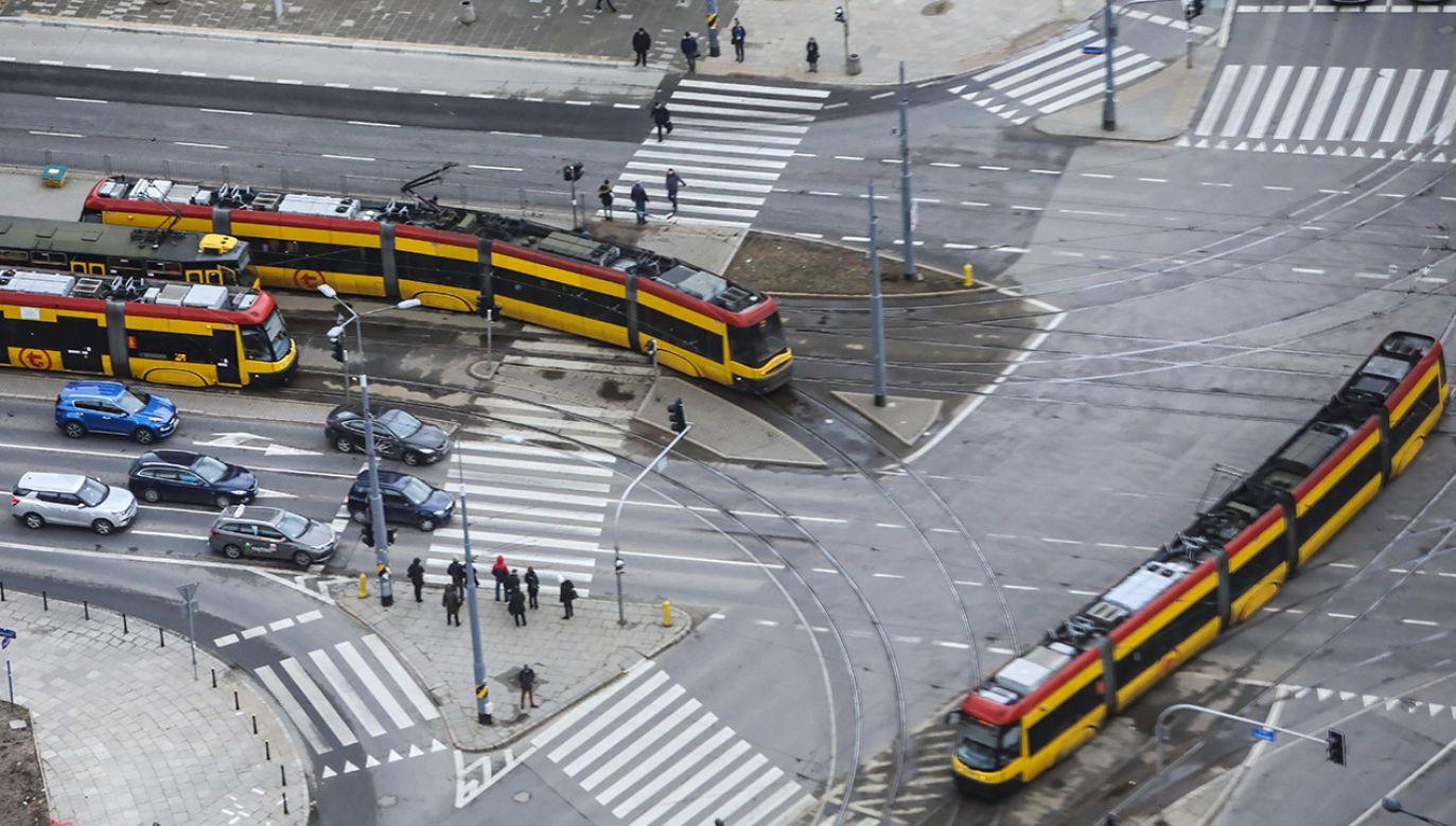 8 lutego władze Warszawy ogłosiły, że przetarg na zakup 213 nowych tramwajów wygrała koreańska firma Hyundai Rotem (fot. arch. PAP/Leszek Szymański)
