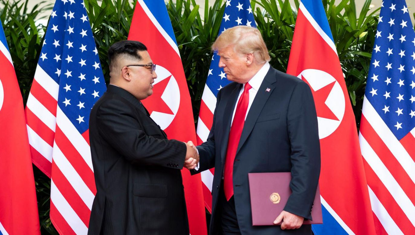 W Hanoi koreański przywódca ponownie spotka się z Donaldem Trumpem (facebook/The White House)