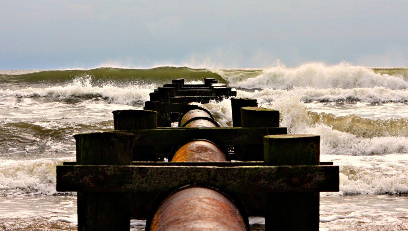 Nord Stream 2 to projekt liczącej 1,2 tys. km magistrali gazowej z Rosji do Niemiec przez Morze Bałtyckie (fot. flickr.com/kennyfcknpowers)