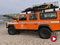 W Bałtyku znaleziono ciało dziewczynki. Prawdopodobnie to poszukiwana 11-latka