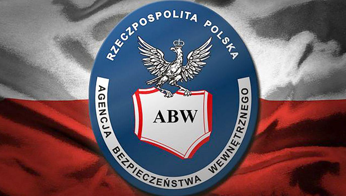 ABW zatrzymało Piotra D. na początku stycznia  (fot. ABW)