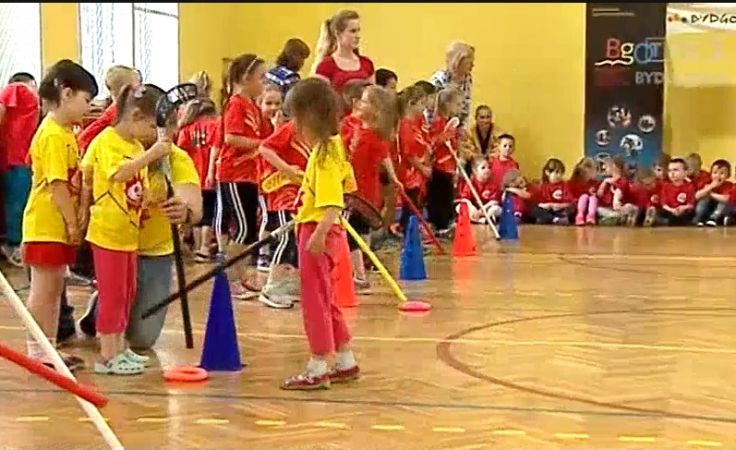 V letnia olimpiada przedszkolaków