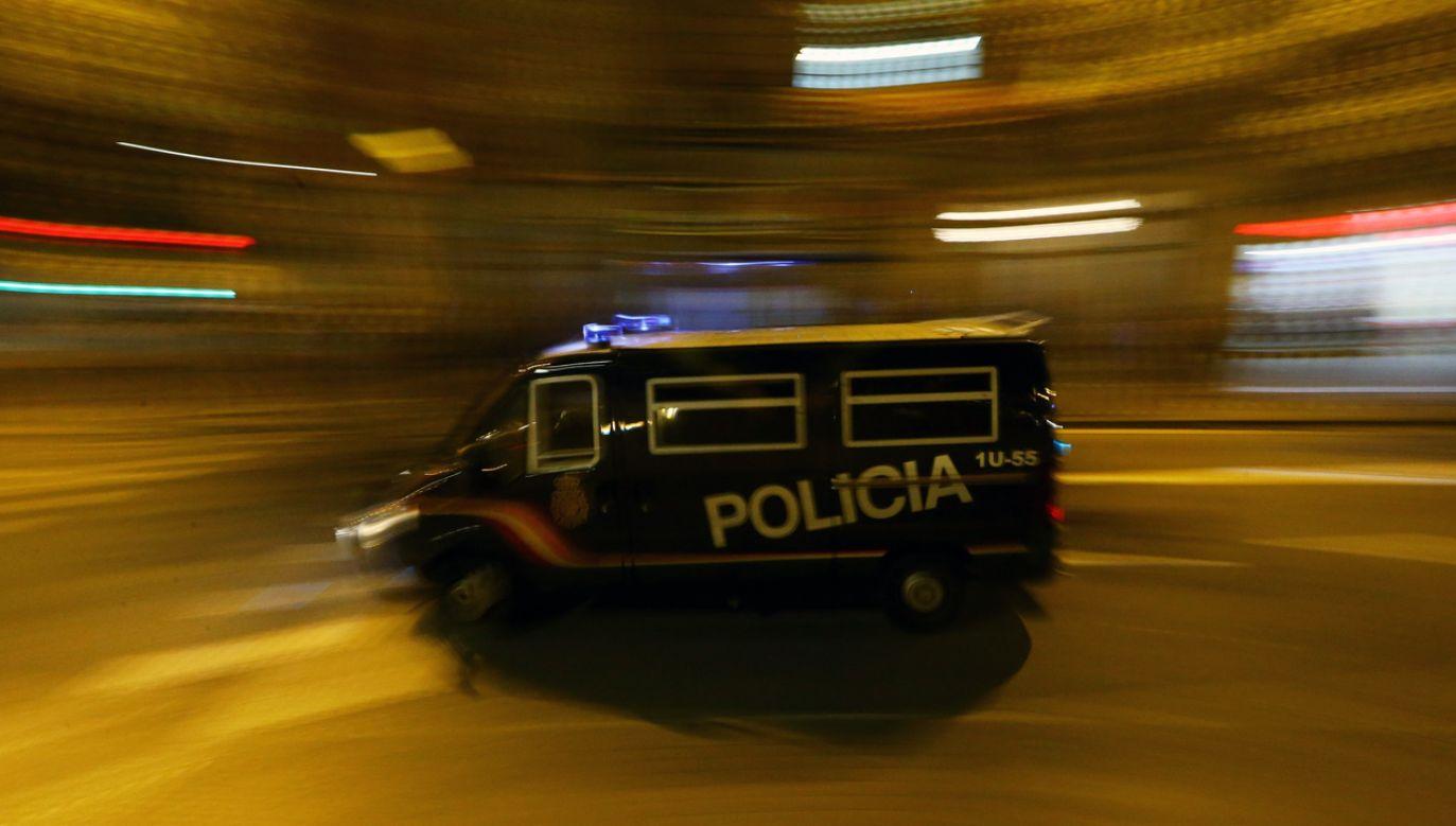 Na zabójcę trwa obława (fot. REUTERS/Ivan Alvarado)