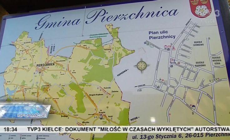 Miejskie ambicje ma Pierzchnica...
