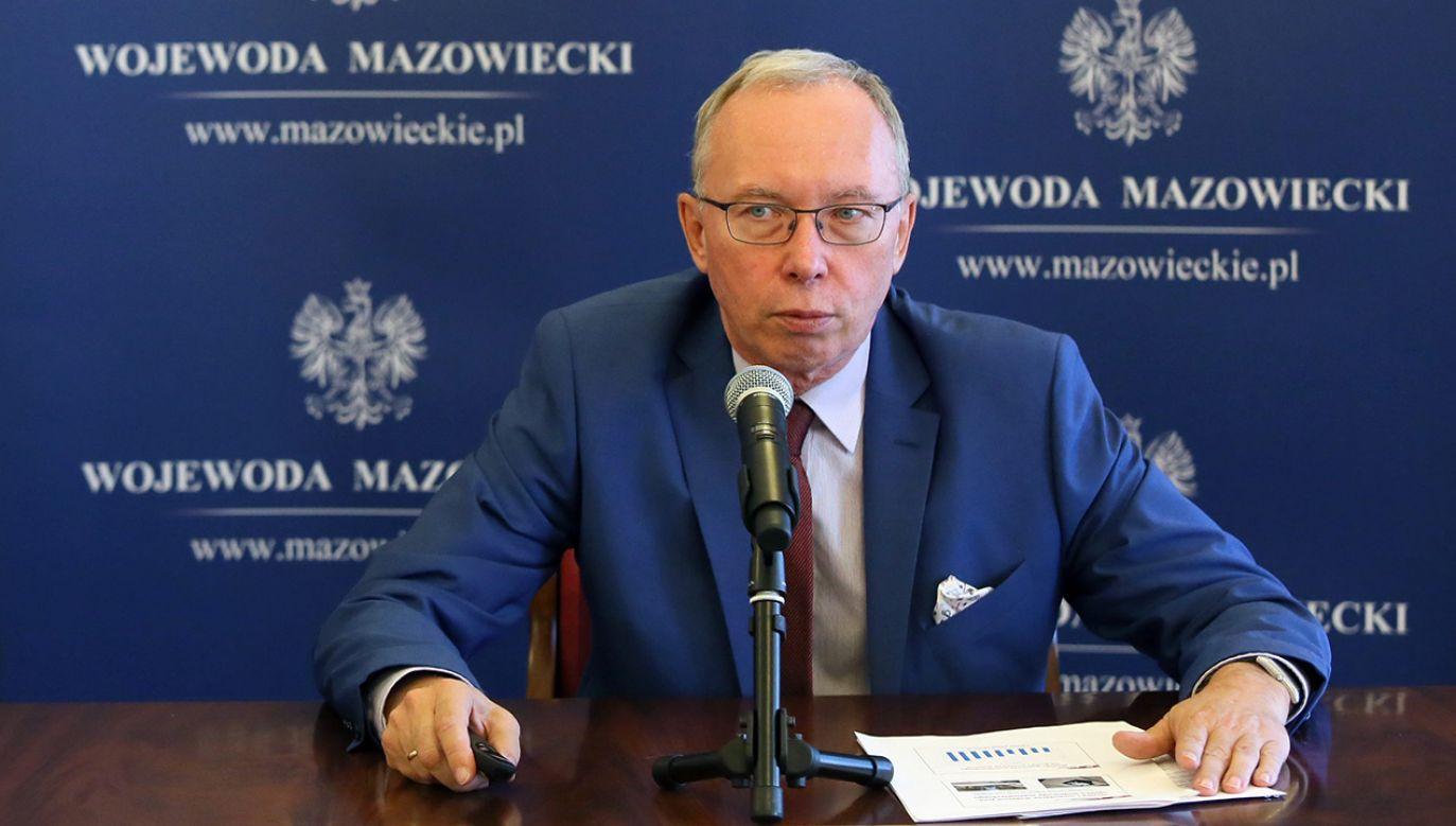 Jacek Kozłowski (fot. arch.PAP/Tomasz Gzell)