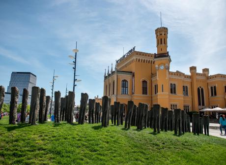 Abakany w przestrzeni Wrocławia
