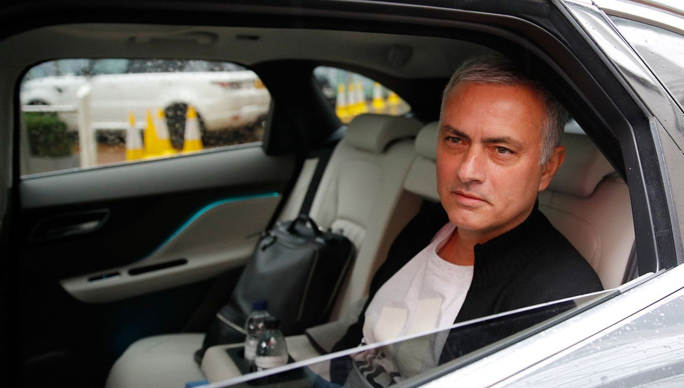 José  Mourinho (fot. REUTERS/Phil Noble)