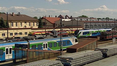 Podmiejska Kolej Aglomeracyjna dla Rzeszowa i okolic miasta