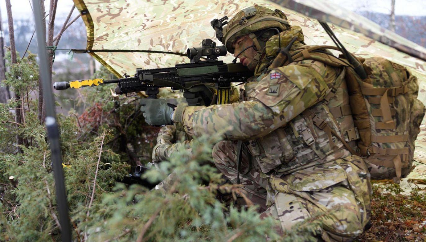 Po brexicie 80 proc. wydatków obronnych NATO będzie pochodziło od sojuszników spoza Unii (fot. Leon Neal/Getty Images)