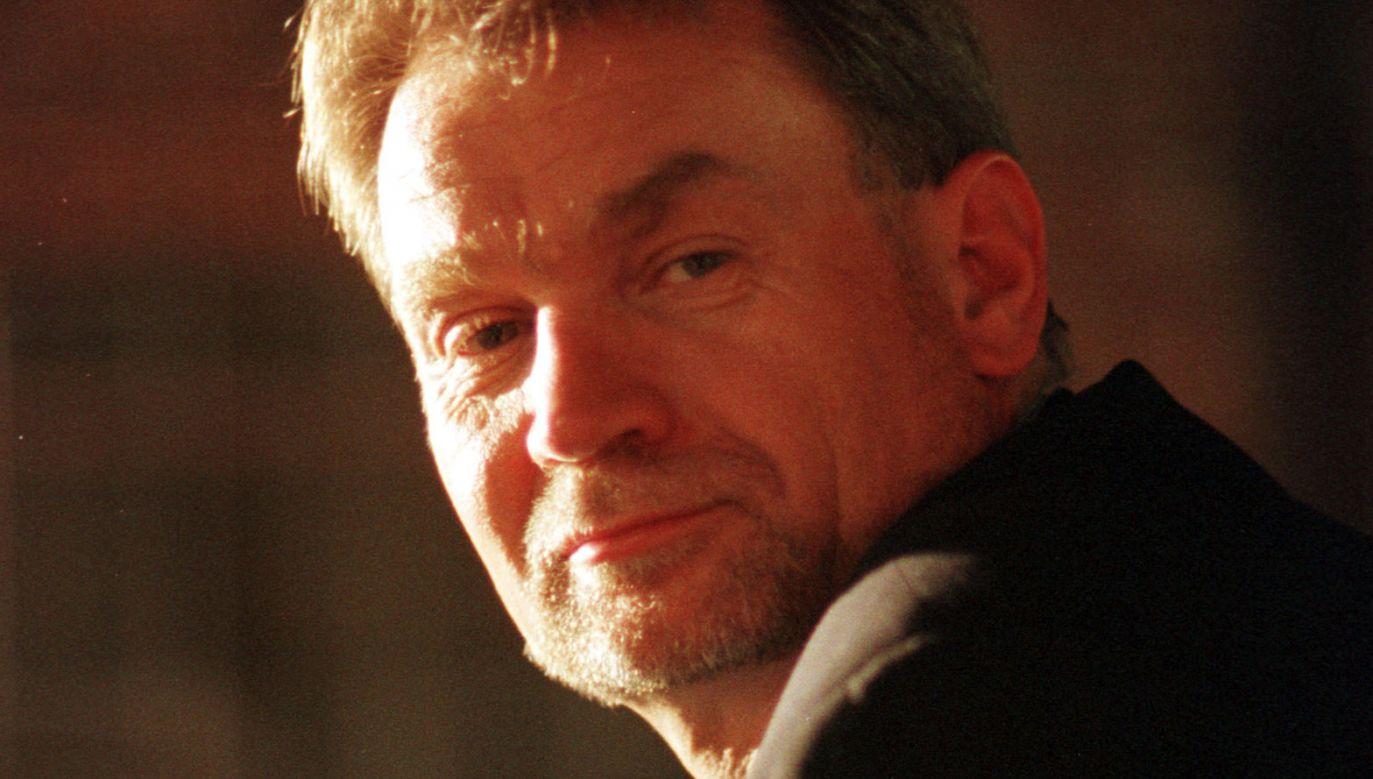 Z nagrania wynika, że Jan Kulczyk otrzymywał anonimy (fot. Getty Images/Piotr Malecki/Liaison)