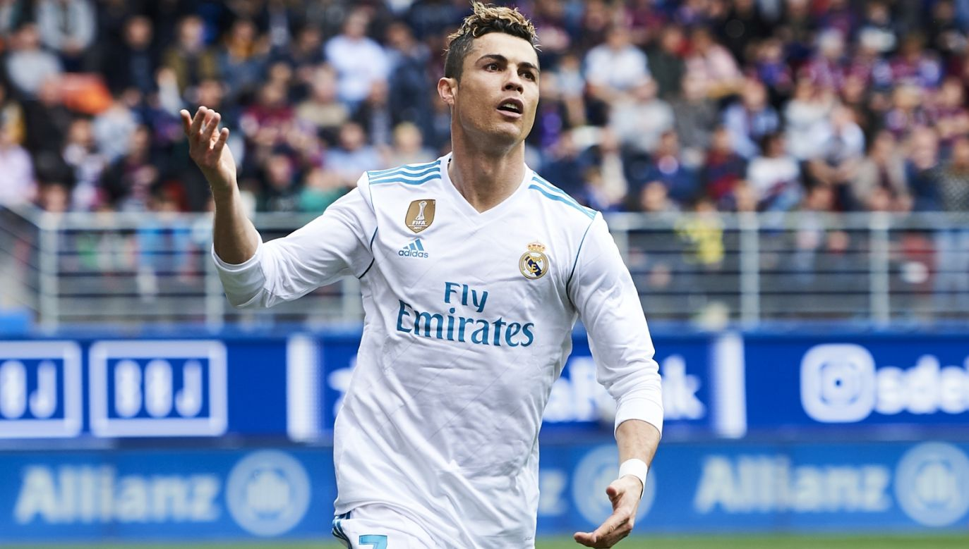 Cristiano Ronaldo (fot. Getty Images)