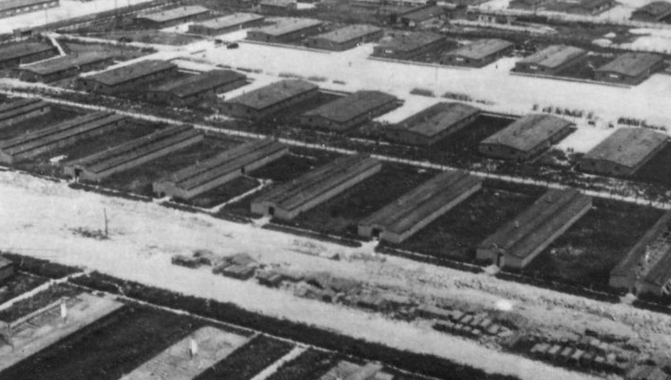 Niemiecki obóz koncentracyjny na Majdanku istniał od października 1941 r. do lipca 1944 r. (fot. wikimedia.org)
