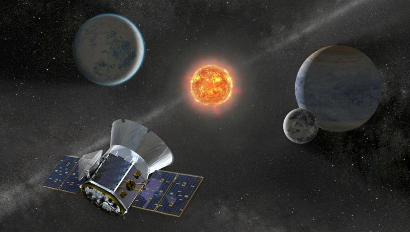 TESS może odkryć nawet 20 tys. planet (fot. NASA)