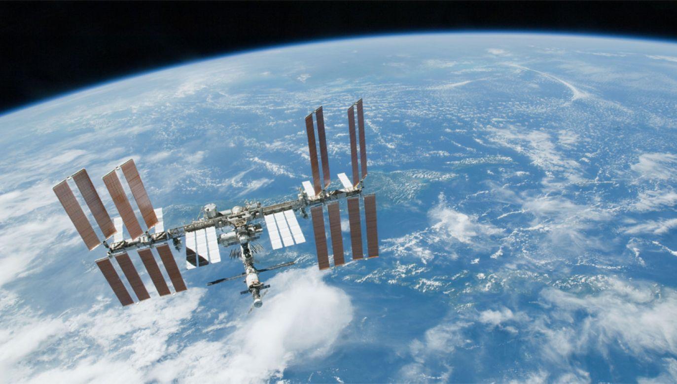 Międzynarodową Stację Kosmiczną widać z Ziemi gołym okiem (fot. NASA)