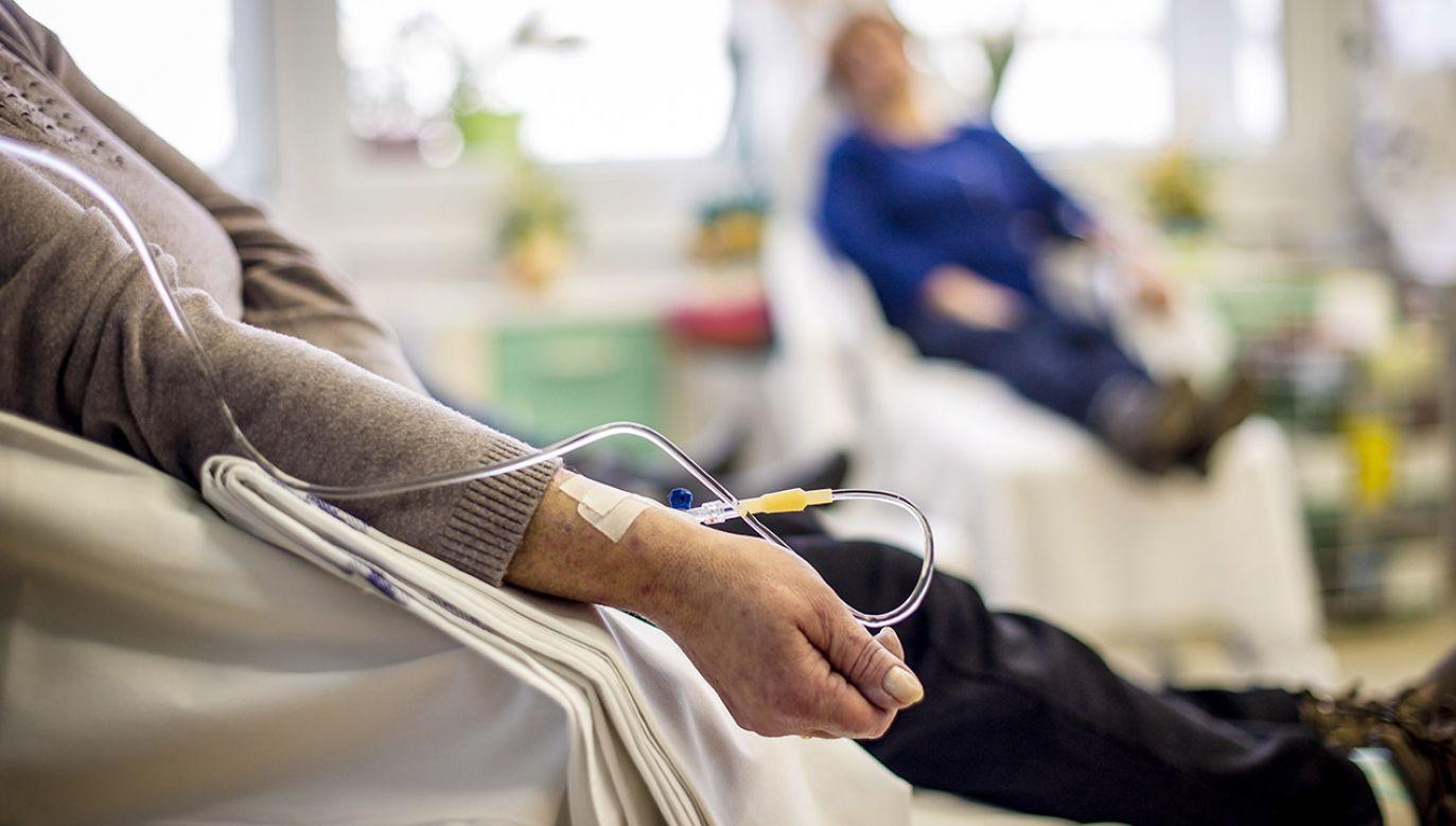 W momencie, gdy zaciągnięty przez nowotwór hamulec odpowiedzi immunologicznej zostanie wyłączony, organizm sam jest w stanie poradzić sobie z chorobą (fot. Shutterstock/napocska)