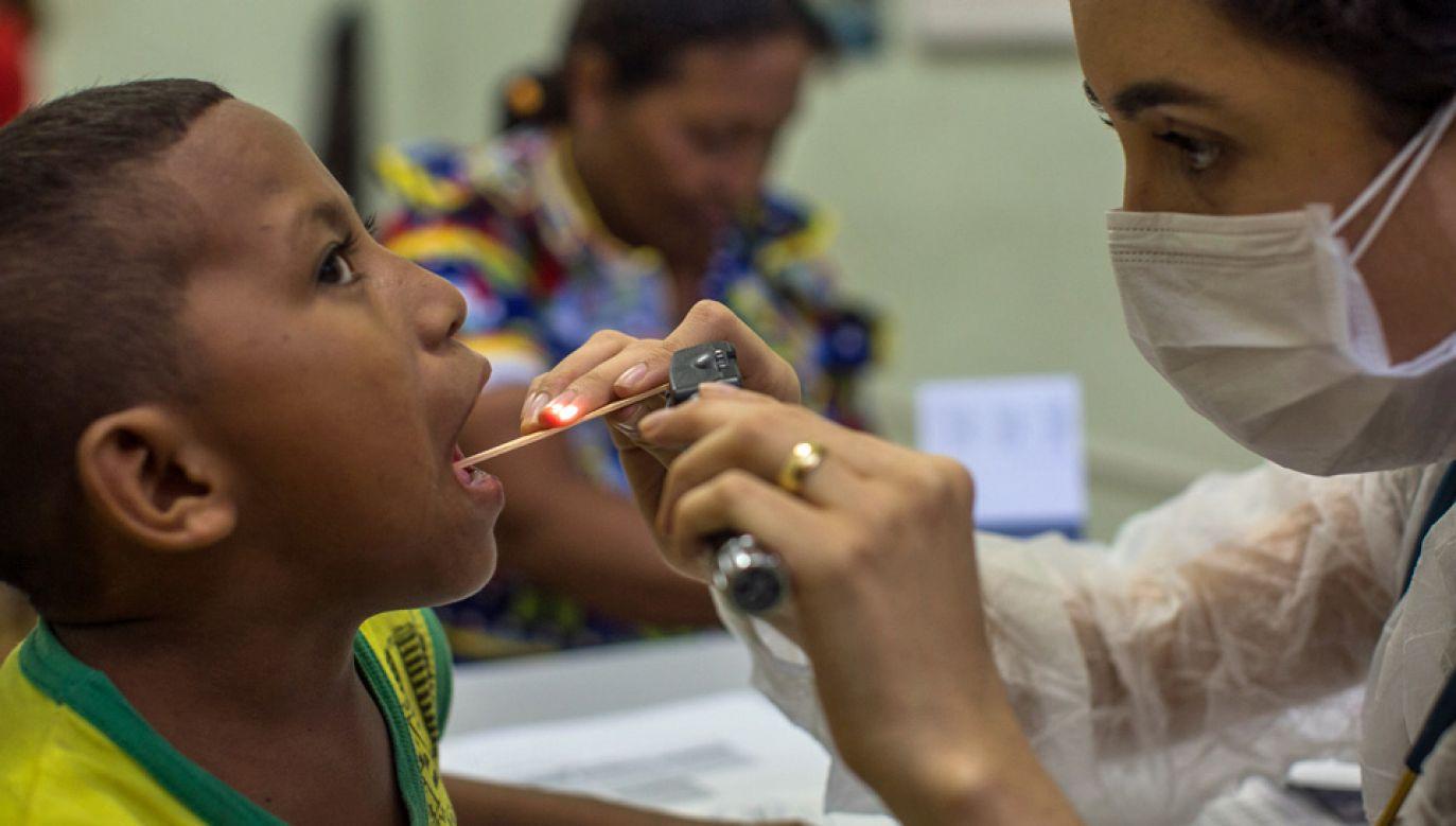 W Brazylii służyło ponad 8 tys. kubańskich lekarzy (fot. Victor Moriyama/Getty Images)
