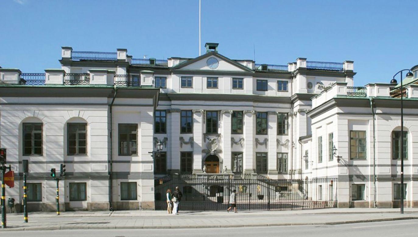 Szymon Szynkowski vel Sęk odnosił się do faktu, że sąd w Goeteborgu w Szwecji nie zgodził się na wydanie polskim władzom oskarżonego o zbrodnie stalinowskiego sędziego Stefana Michnika (fot. Wikipedia/Tage Olsin)