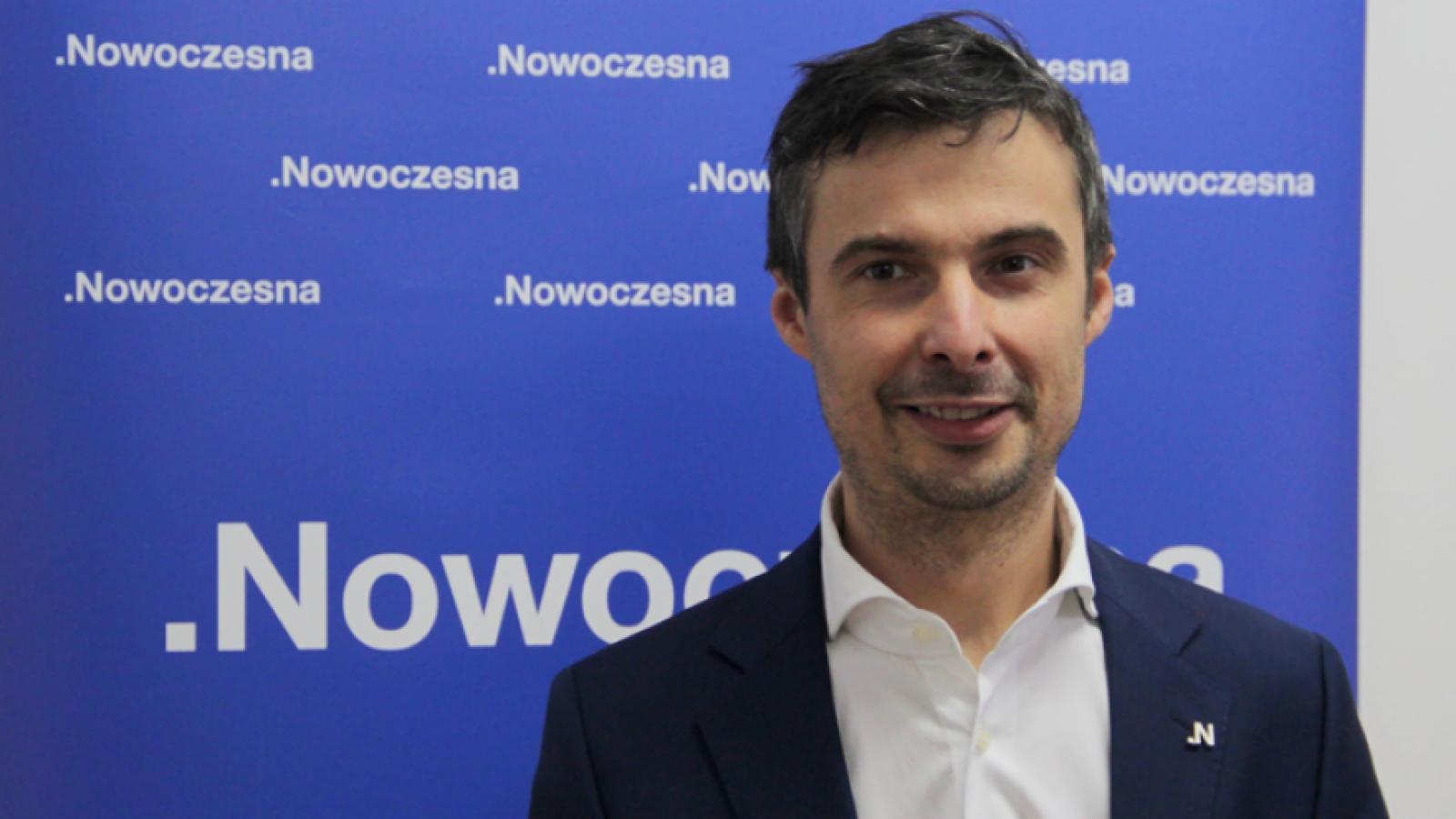Gość Studia Bałtyk: Radosław Lubczyk, poseł .Nowoczesnej