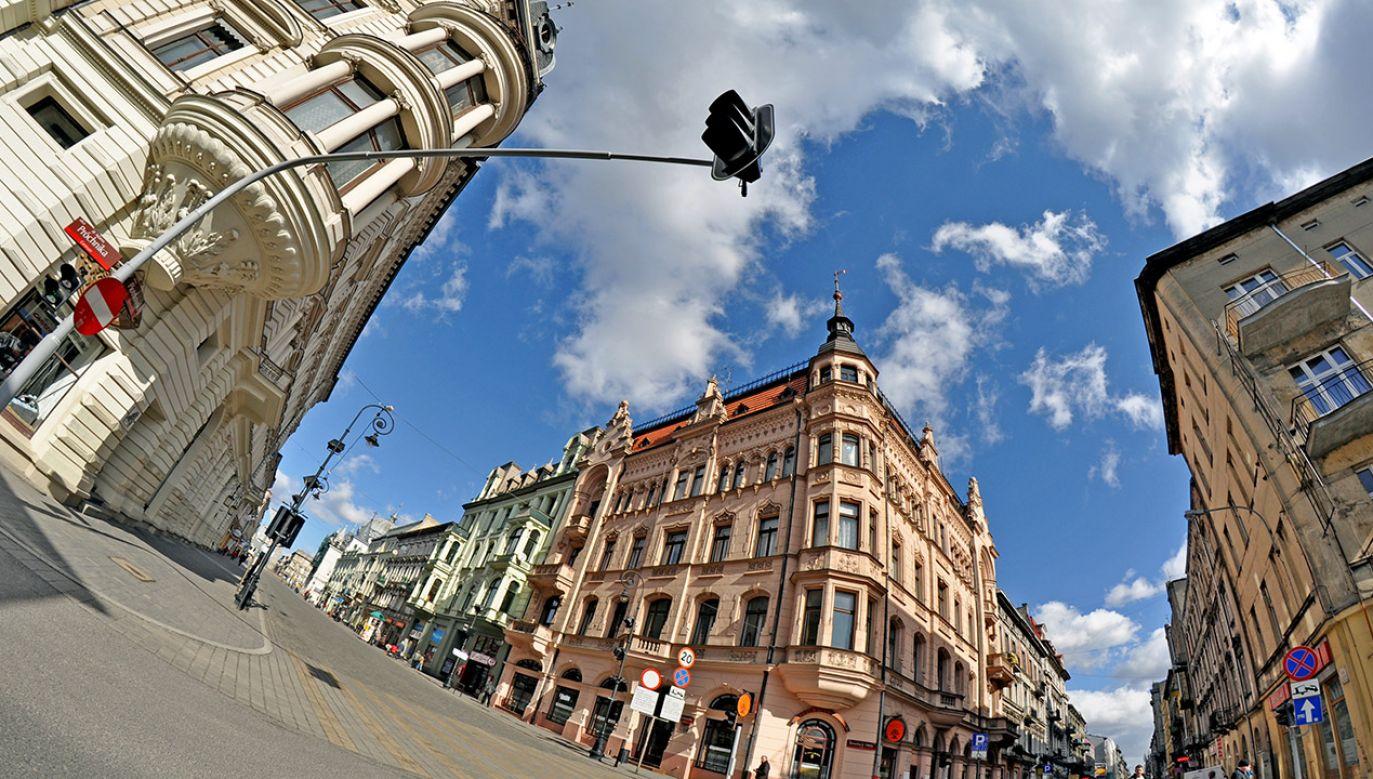 Łódź została wyróżniona przez popularny przewodnik turystyczny (fot. Shutterstock/whitelook)