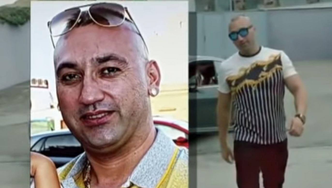 Poszukiwany gangster nieoczekiwanie ujawnił się w teledysku (fot. YouTube/La Vanguardia)