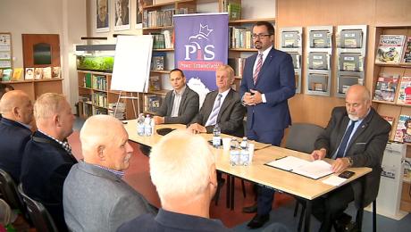 """W Pasymiu o polityce. To kolejne spotkanie z cyklu """"Polska jest jedna"""""""