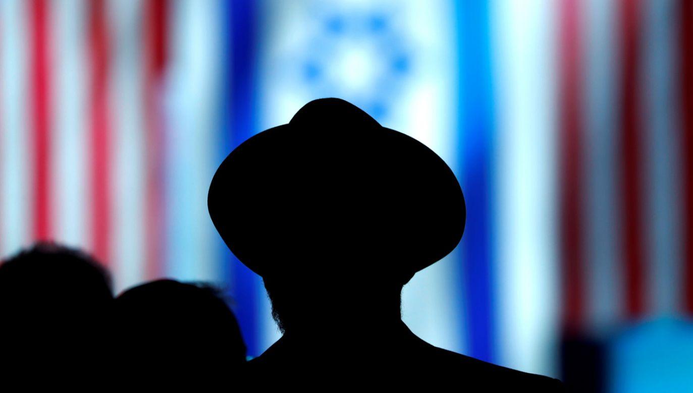 Mike Pompeo wystąpił podczas dorocznej konferencji AIPAC (fot. REUTERS/Kevin Lamarque)