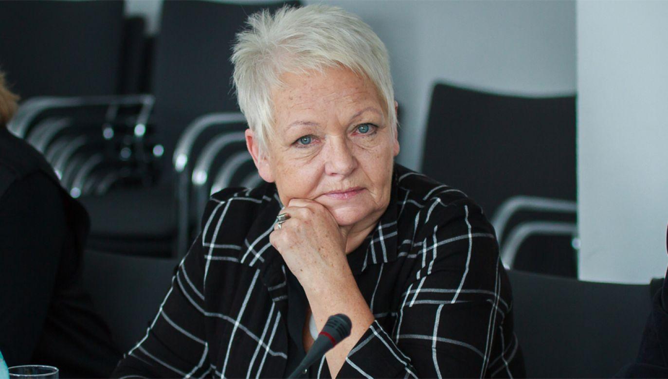 Magdalena Kochan została odwołana z funkci wiceprzewodniczącej komisji sejmowej (fot. Wikimedia Commons/Platforma Obywatelska RP)