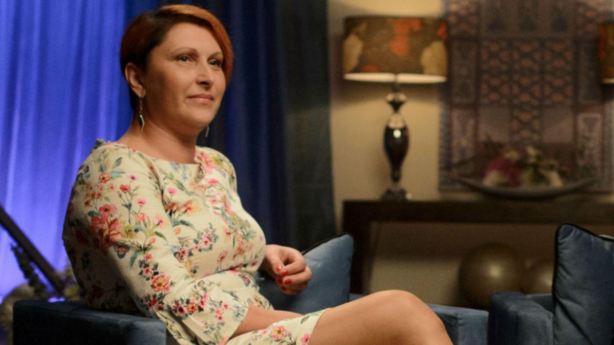 Co na takie wyznanie powie Małgorzata? (fot. TVP)