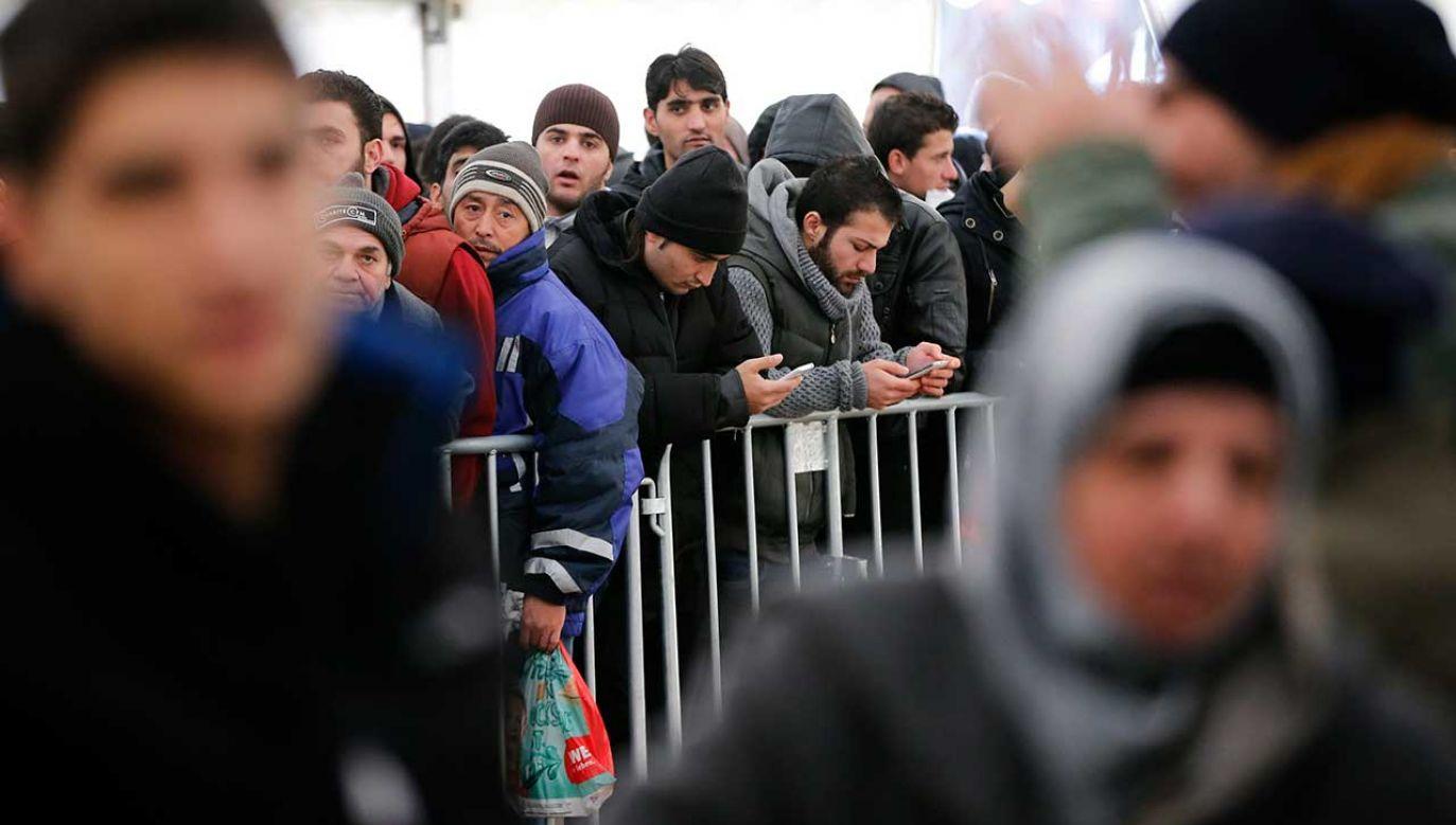Według stanu na koniec września br. w Niemczech było zarejestrowanych 245 tysięcy Irakijczyków (fot. REUTERS/Fabrizio Bensch)
