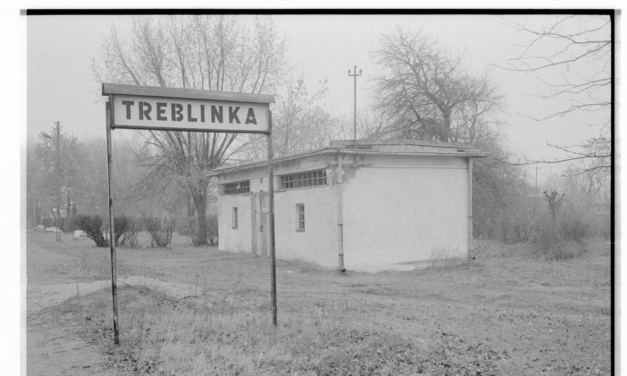 Obozy zagłady budowano w odludnej okolicy, blisko małej stacji kolejowej, na którą wagonami dowożono ofiary, zmieniając wcześniej obsługę parowozów na niemiecką. Fot. Ira Nowinski/Corbis/VCG via Getty Images