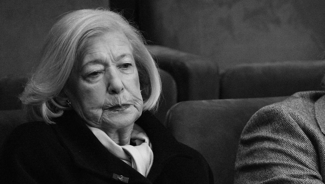 Gena Goldfinger-Turgel Bride of Belsen died at 95 Photo: Getty Images/Peter Mcdiarmid