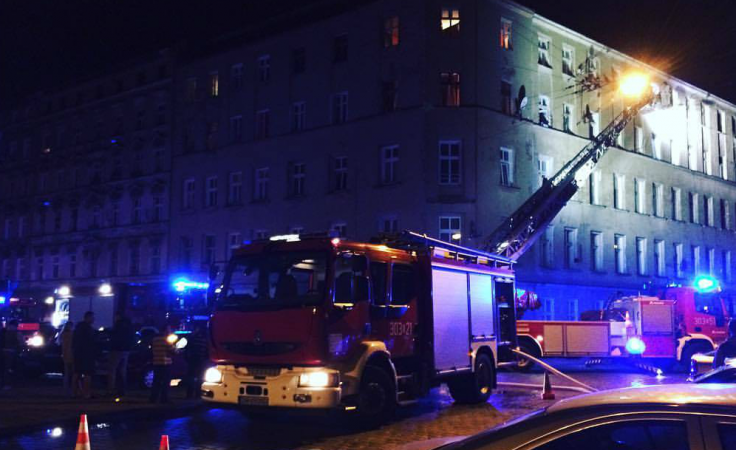 (fot. fb.com/WroclawskieRatownictwo)
