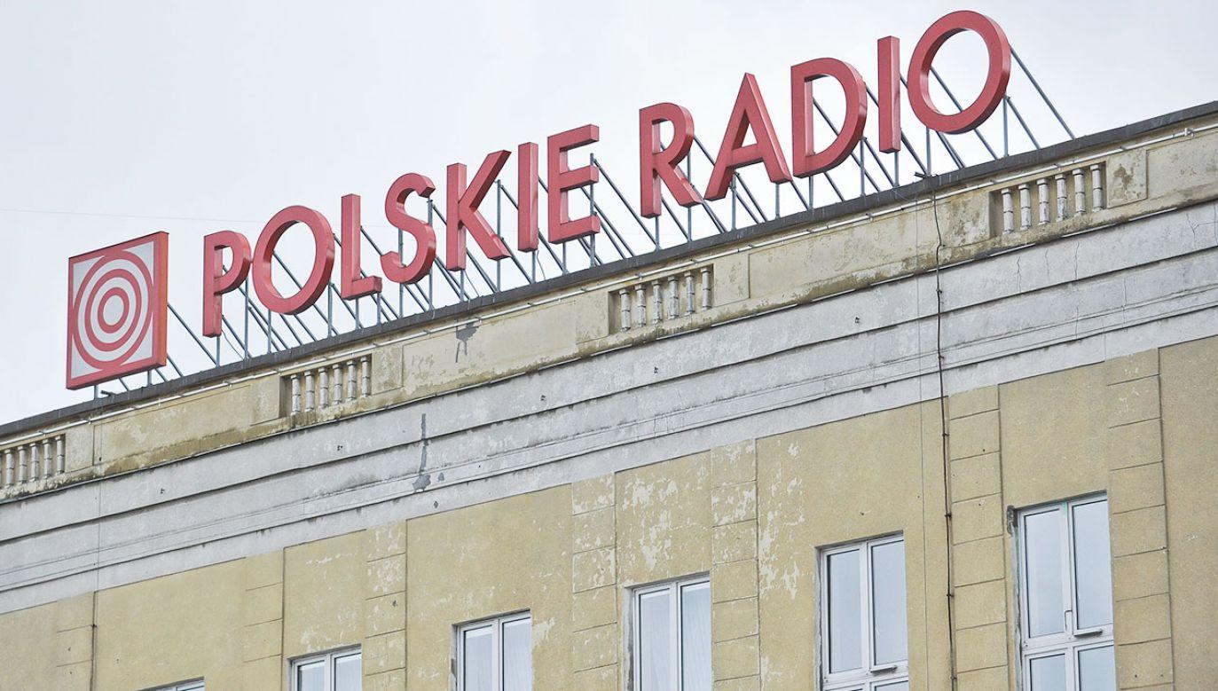 Swalski był też związany z Programem Drugim Polskiego Radia (fot. arch.PAP/Marcin Obara)