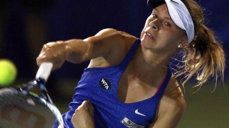 Magda Linette (fot. Getty Images)