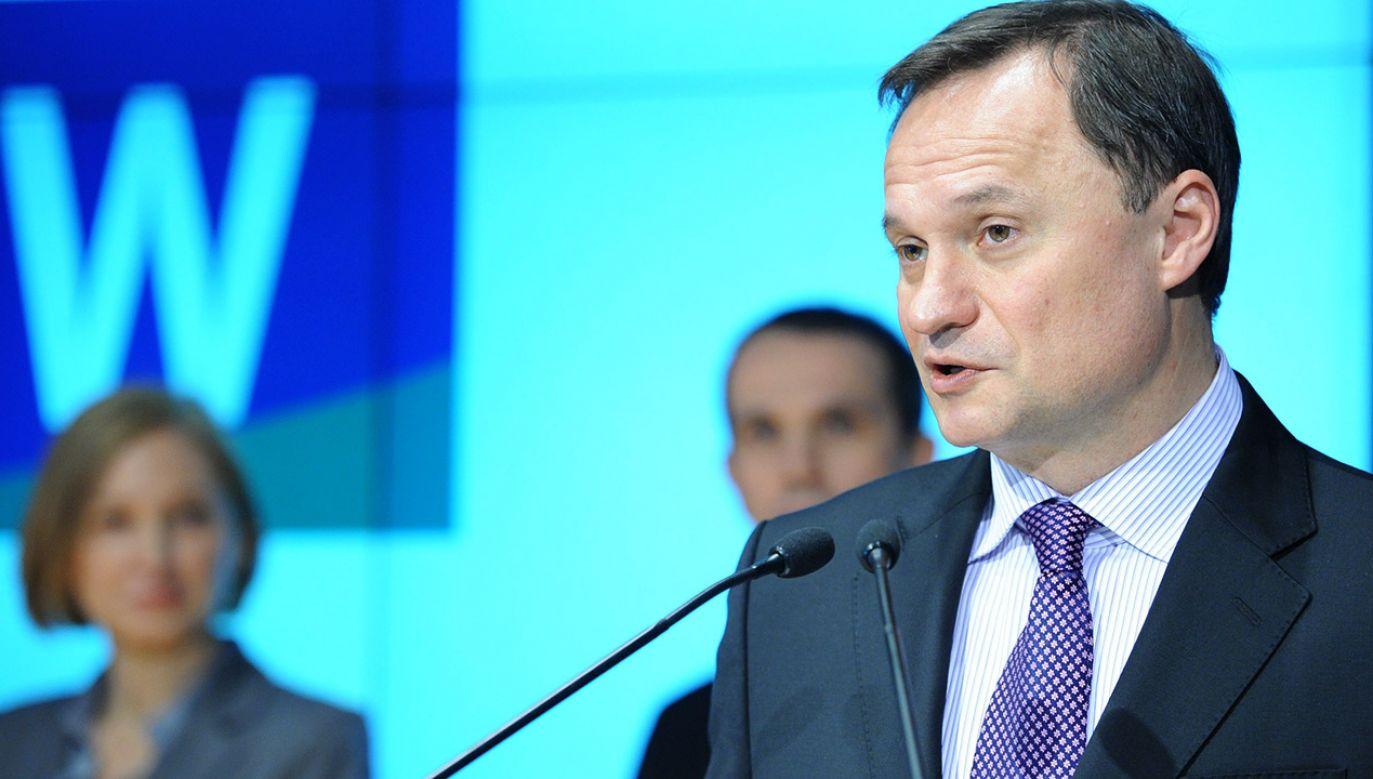 Miliarder ma być pierwszą osobą przesłuchaną w śledztwie (fot. arch.PAP/Andrzej Hrechorowicz)