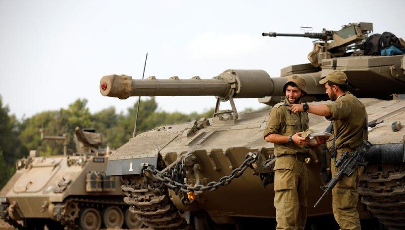ONZ wezwał Hamas i inne grupy bojowników do zaprzestania prowokacji i ataków (fot. REUTERS/Amir Cohen)
