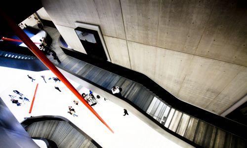 Narodowe Muzeum XXI wieku  Fot. Simone Cecchetti/Corbis via Getty Images