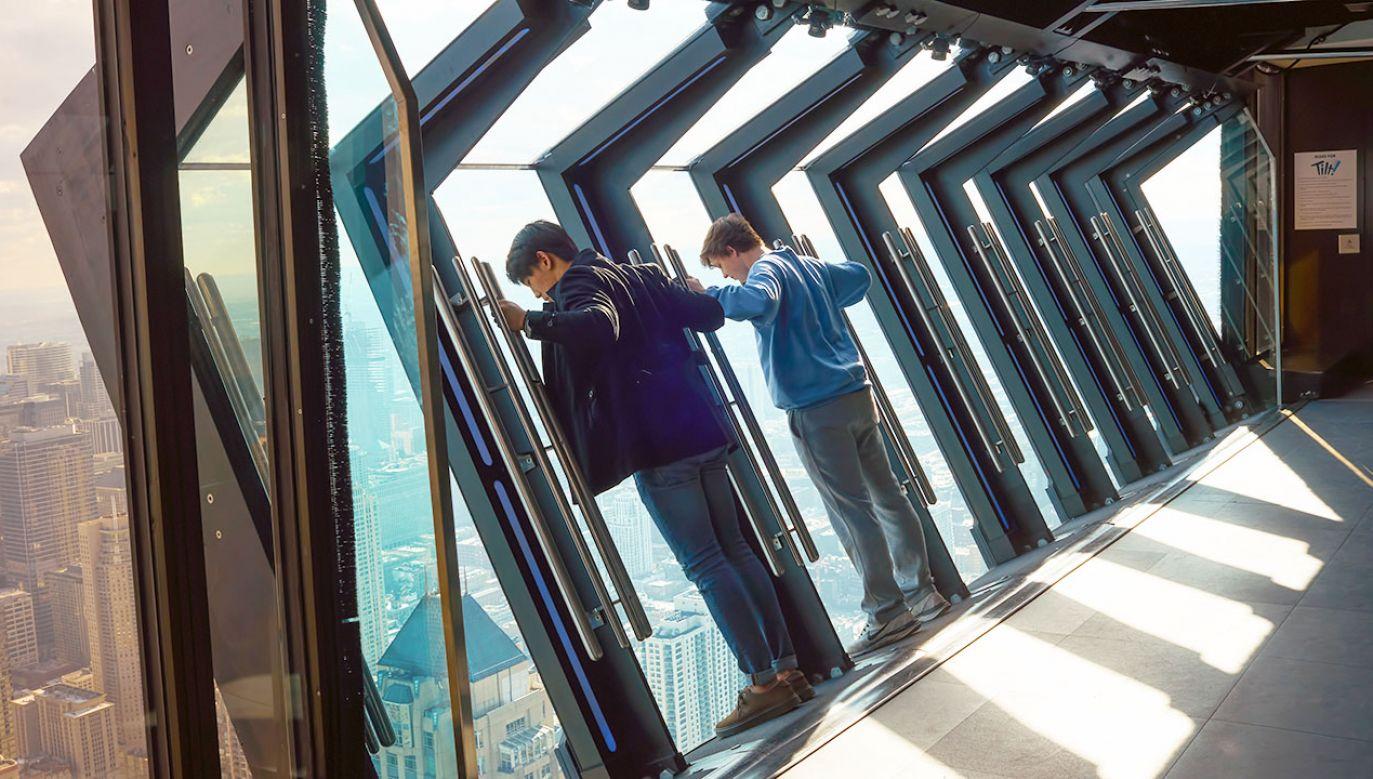 Z wysokościowca można podziwiać panoramę Chicago i okolic (fot. Shutterstock/Sorbis)