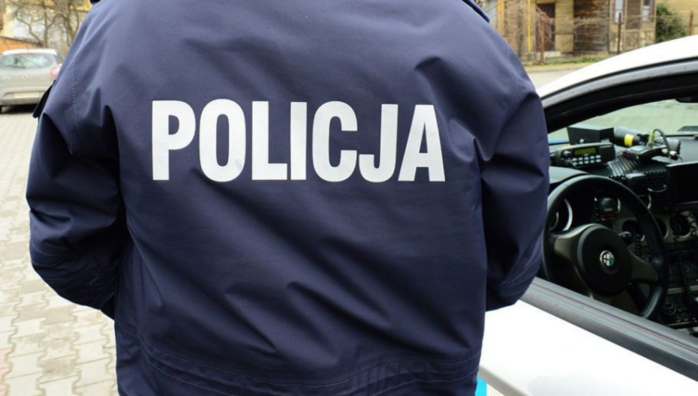Kryminalni wpadli na trop przestępstwa wiele tygodni temu (fot. tvp.info/Paweł Chrabąszcz)