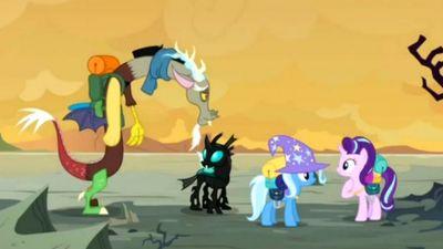My Little Pony – Stare sprawy, stare miejsca