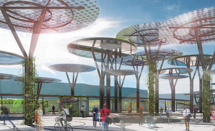 Nowa koncepcja budowy Rzeszowskiego Centrum Komunikacyjnego