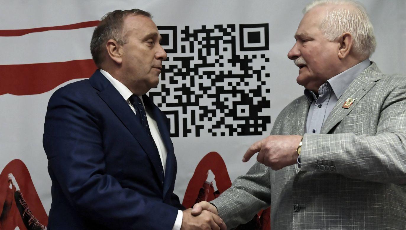 W Gdańsku odbyło się spotkanie reaktywujące Komitet Obywatelski przy Lechu Wałęsie (fot. PAP/Adam Warżawa)