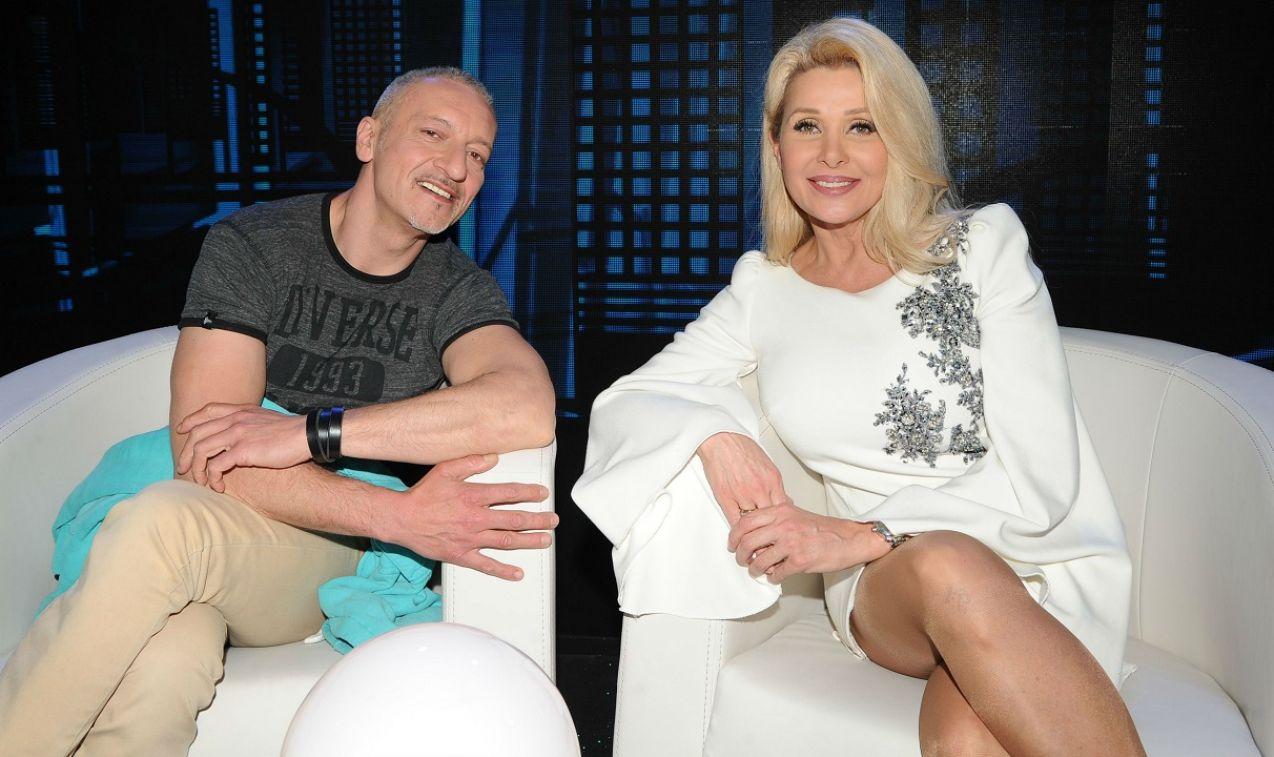 Kwestie dotyczące podatków nie skrywały żadnych tajemnic przed Maciejem Wisielewskim i Aldoną Orman (fot. Natasza Młudzik)