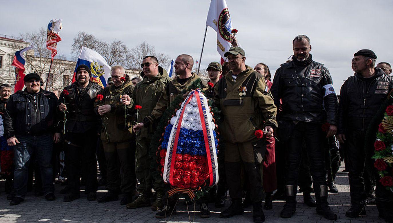 Rosja zajęła Krym i wywołała konflikt na wschodzie Ukrainy (fot. Alexander Aksakov/Getty Images)