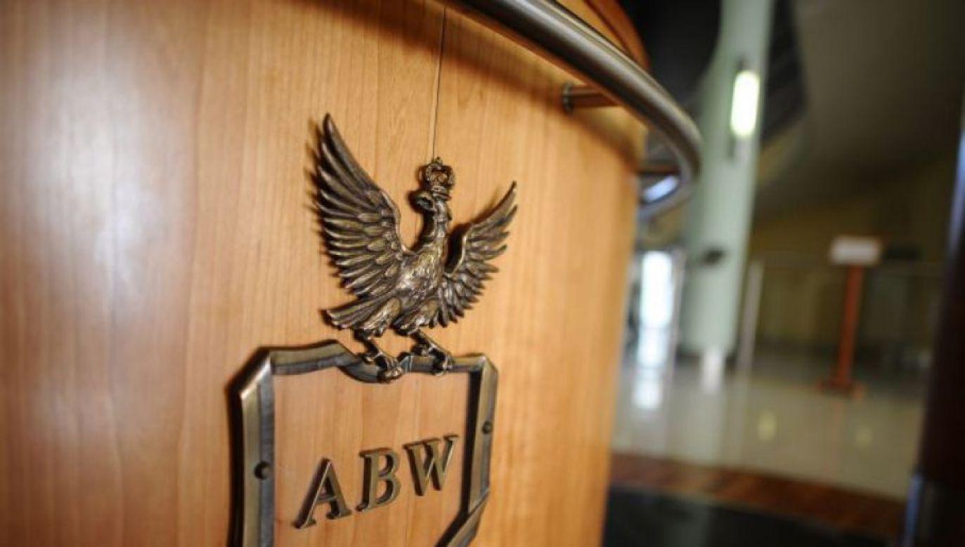 Śledczy sprawdzą czy działania funkcjonariuszy ABW były prawidłowe i zgodne z procedurami (fot. arch. PAP/Jacek Turczyk)