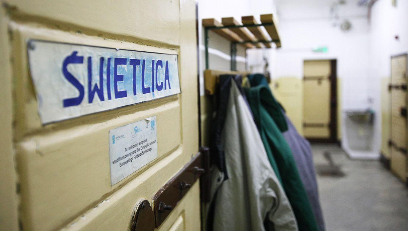 Stefan W. karę odbywał w Zakładzie Karnym w Malborku (fot. arch.PAP/Leszek Szymański)