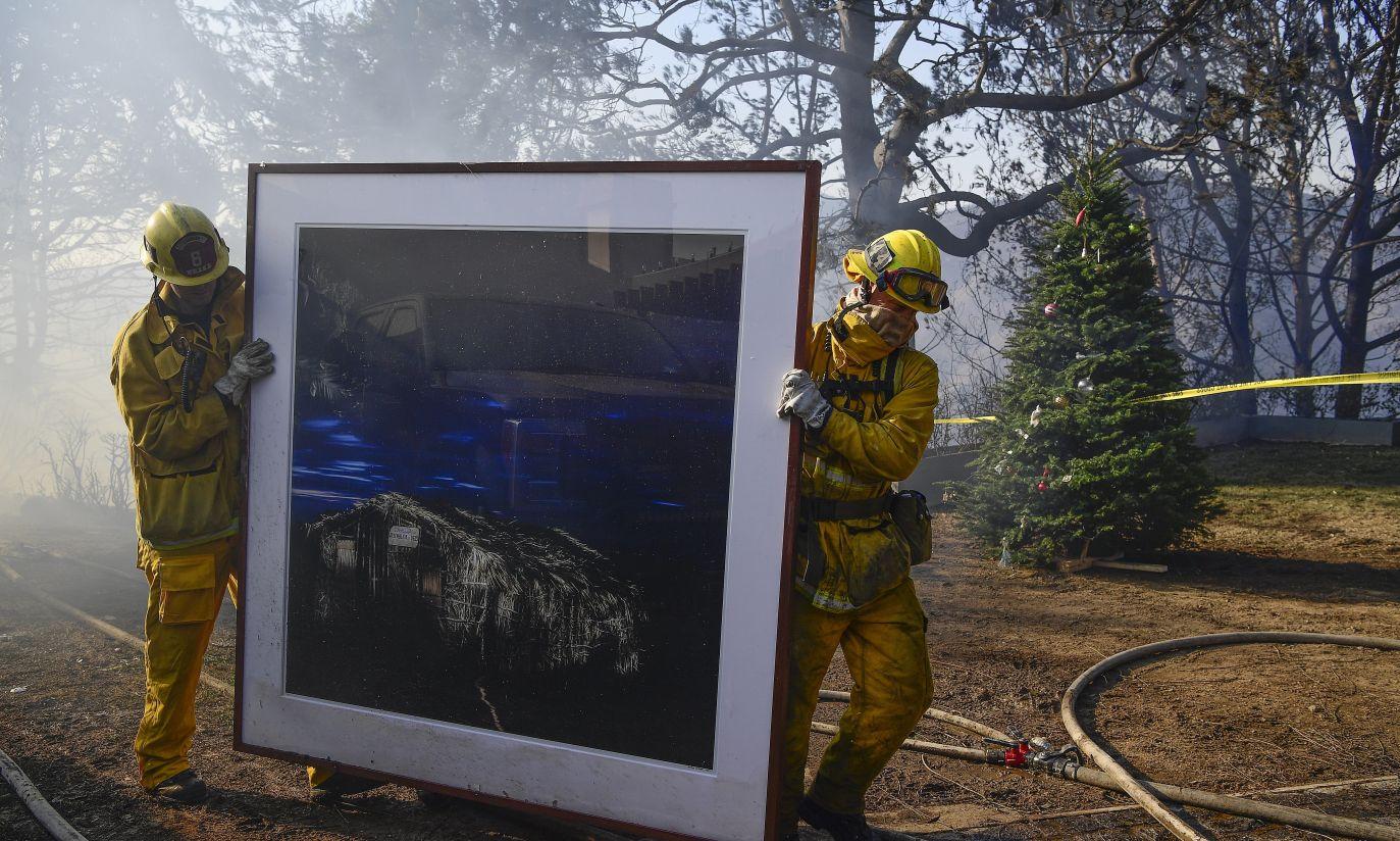 (fot. PAP/EPA/JOHN CETRINO)