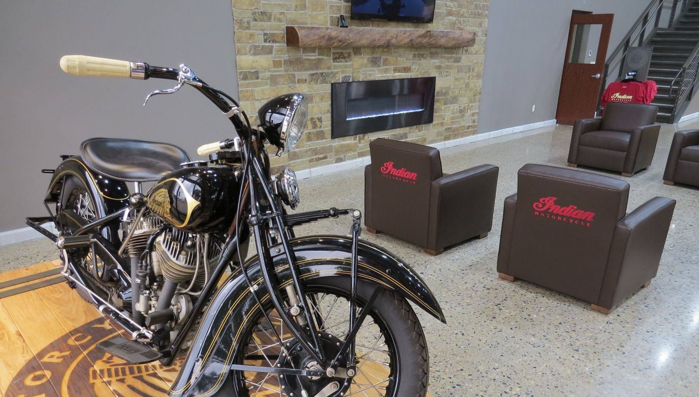 Polaris Industries Inc is considering moving production of some Indian motorcycles to a facility in Poland. Photo: facebook.com/Polaris